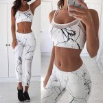 Buy Patchwork Sportswear Outfits Sport Suit Bra Set online today! Shop for the best Yoga Pants at unbeatable great prices from FitBQ.com. Yoga, Gym Fitness Wear For Women.